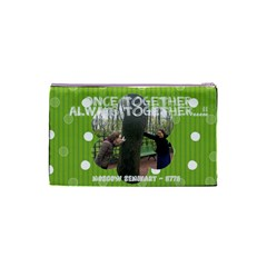 Sheina By Sterna   Cosmetic Bag (small)   Zh7rgqze6b65   Www Artscow Com Back