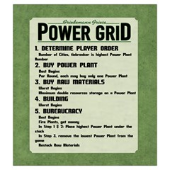 Power Grid Bags (m) Front