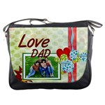 dad - Messenger Bag