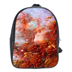 Star Dream School Bag (large) by icarusismartdesigns