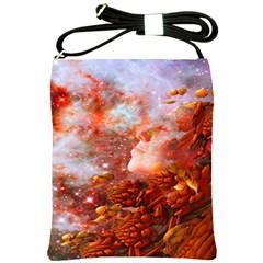 Star Dream Shoulder Sling Bag by icarusismartdesigns