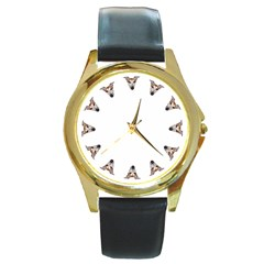 Greyhound watch (gold) by spelrite