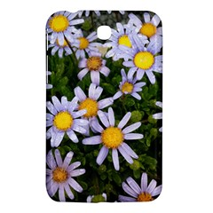 Yellow White Daisy Flowers Samsung Galaxy Tab 3 (7 ) P3200 Hardshell Case  by yoursparklingshop
