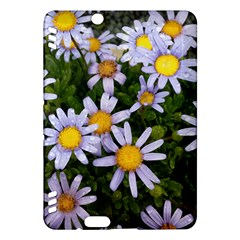 Yellow White Daisy Flowers Kindle Fire Hdx Hardshell Case by yoursparklingshop