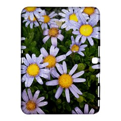 Yellow White Daisy Flowers Samsung Galaxy Tab 4 (10 1 ) Hardshell Case