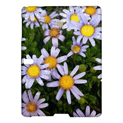 Yellow White Daisy Flowers Samsung Galaxy Tab S (10 5 ) Hardshell Case