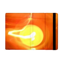 Orange Yellow Flame 5000 Apple Ipad Mini 2 Flip Case