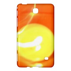 Orange Yellow Flame 5000 Samsung Galaxy Tab 4 (7 ) Hardshell Case  by yoursparklingshop