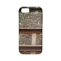 Railway Track Train Apple Iphone 5 Classic Hardshell Case (pc+silicone) by yoursparklingshop