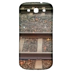 Railway Track Train Samsung Galaxy S3 S Iii Classic Hardshell Back Case by yoursparklingshop