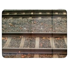 Railway Track Train Samsung Galaxy Tab 7  P1000 Flip Case by yoursparklingshop