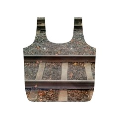 Railway Track Train Reusable Bag (s)