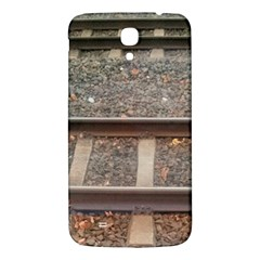 Railway Track Train Samsung Galaxy Mega I9200 Hardshell Back Case