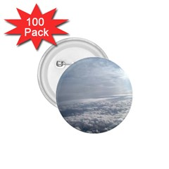 Sky Plane View 1 75  Button (100 Pack)