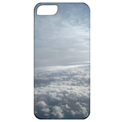 Sky Plane View Apple Iphone 5 Classic Hardshell Case by yoursparklingshop