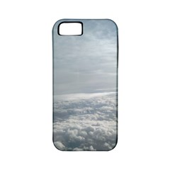 Sky Plane View Apple Iphone 5 Classic Hardshell Case (pc+silicone) by yoursparklingshop
