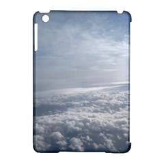 Sky Plane View Apple Ipad Mini Hardshell Case (compatible With Smart Cover) by yoursparklingshop