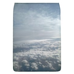 Sky Plane View Removable Flap Cover (large)