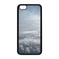 Sky Plane View Apple Iphone 5c Seamless Case (black) by yoursparklingshop