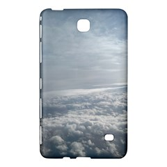 Sky Plane View Samsung Galaxy Tab 4 (8 ) Hardshell Case  by yoursparklingshop