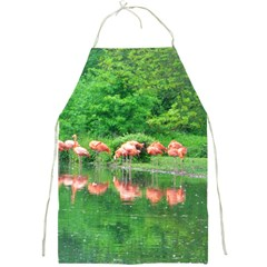 Flamingo Birds At Lake Apron by yoursparklingshop