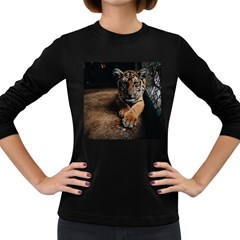 Photo  Women s Long Sleeve T Shirt (dark Colored) by things9things