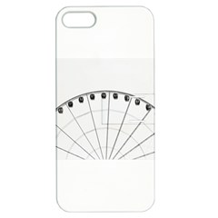 Untitled Apple Iphone 5 Hardshell Case With Stand by things9things