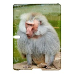 Grey Monkey Macaque Samsung Galaxy Tab S (10 5 ) Hardshell Case  by yoursparklingshop