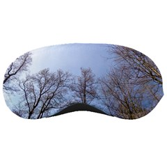 Large Trees In Sky Sleeping Mask by yoursparklingshop