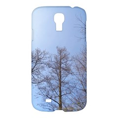 Large Trees In Sky Samsung Galaxy S4 I9500/i9505 Hardshell Case by yoursparklingshop