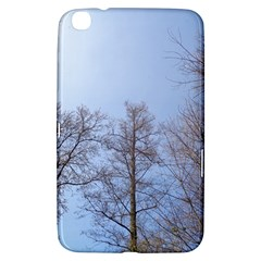 Large Trees In Sky Samsung Galaxy Tab 3 (8 ) T3100 Hardshell Case  by yoursparklingshop