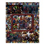 Comics 3 - Shower Curtain 60  x 72  (Medium)