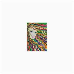 Inspirational Girl Canvas 16  X 16  (unframed) by sjart