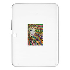 Inspirational Girl Samsung Galaxy Tab 3 (10 1 ) P5200 Hardshell Case  by sjart