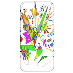 Splatter Life Apple Iphone 5 Classic Hardshell Case by sjart