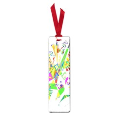 Splatter Life Small Bookmark