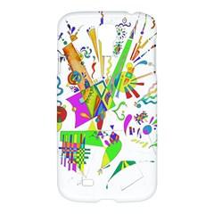 Splatter Life Samsung Galaxy S4 I9500/i9505 Hardshell Case by sjart