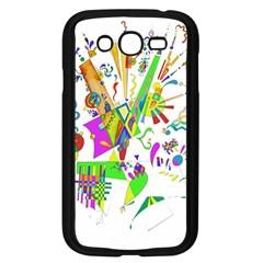 Splatter Life Samsung Galaxy Grand Duos I9082 Case (black) by sjart