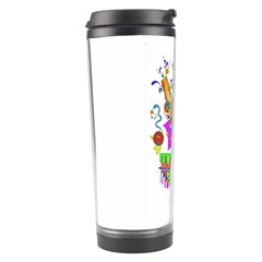 Splatter Life Travel Tumbler
