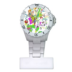 Splatter Life Nurses Watch by sjart