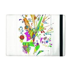 Splatter Life Apple Ipad Mini 2 Flip Case by sjart