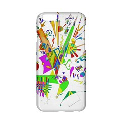 Splatter Life Apple Iphone 6 Hardshell Case by sjart