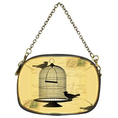 Victorian Birdcage Chain Purse (one Side) by boho