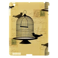 Victorian Birdcage Apple Ipad 3/4 Hardshell Case (compatible With Smart Cover) by boho