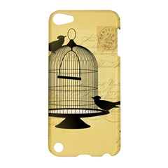 Victorian Birdcage Apple Ipod Touch 5 Hardshell Case by boho