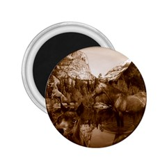 Native American 2 25  Button Magnet by boho
