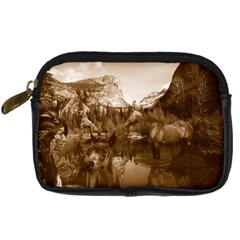 Native American Digital Camera Leather Case by boho