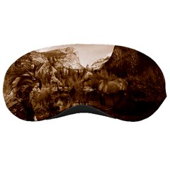 Native American Sleeping Mask by boho