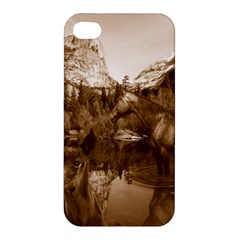 Native American Apple Iphone 4/4s Premium Hardshell Case by boho