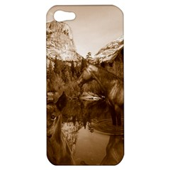 Native American Apple Iphone 5 Hardshell Case by boho